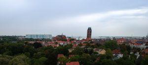 Wismar Luftbild