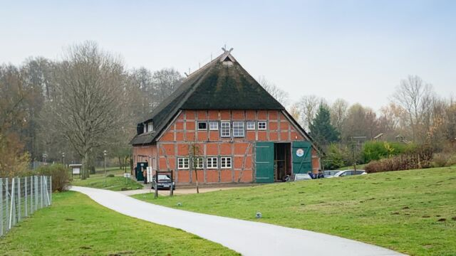 Bauernscheune Indoor-Spielplatz