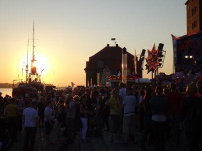 Hafenfest Wismar