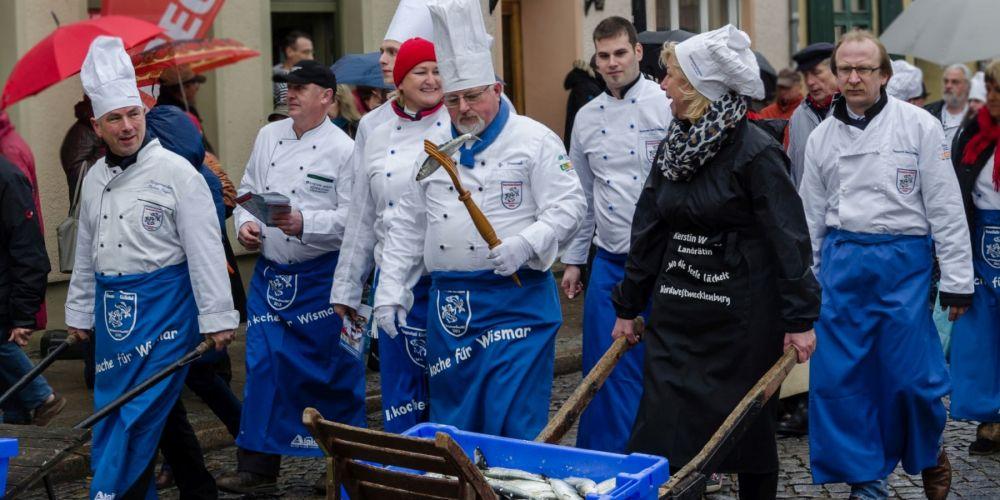 Programm der 18. Wismarer Heringstage 2020 – Eröffnungsfeier abgesagt