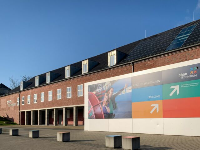 phanTechnikum technisches Museum