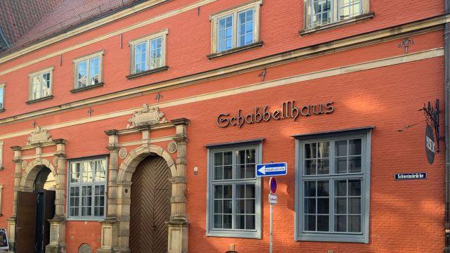 Neue Kunstausstellung im Schabbell