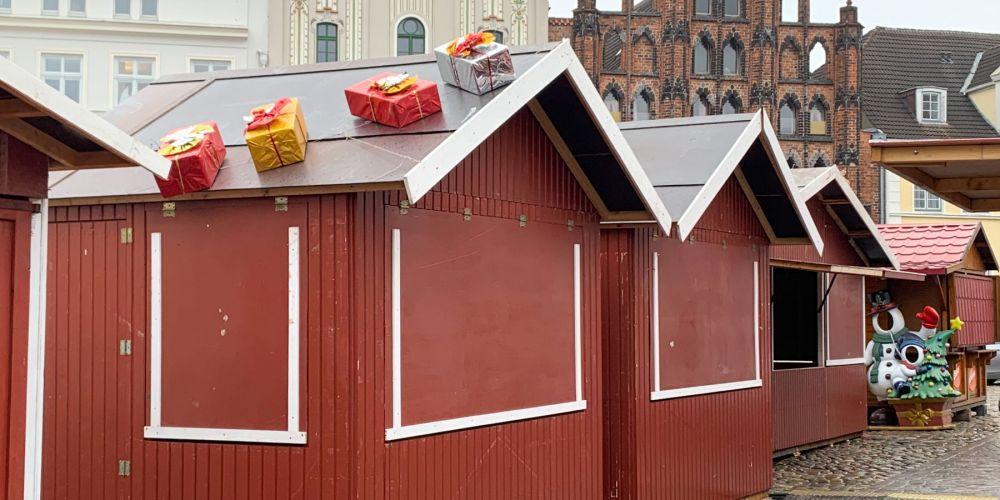 Was hat Wismar in der Weihnachtszeit zu bieten?
