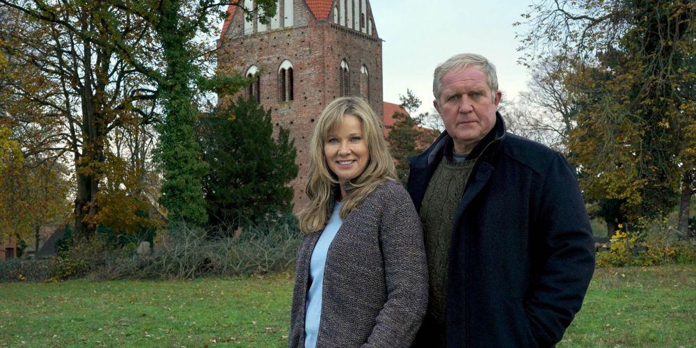 ZDF dreht Psychothriller in Wismar