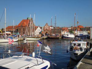 Hafenfest Wismar im Alten Hafen