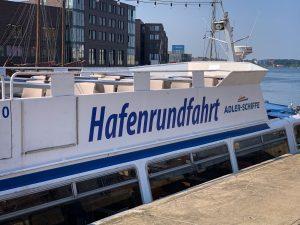 Adler-Schiffe Hafenrundfahrt Wismar
