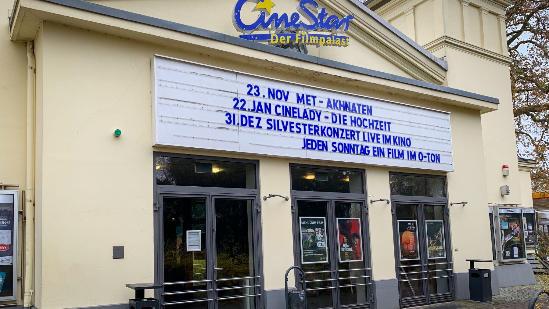 Cinestar Potsdamer Platz Programm