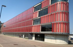 Parkhaus Altstadt-Hafen Wismar
